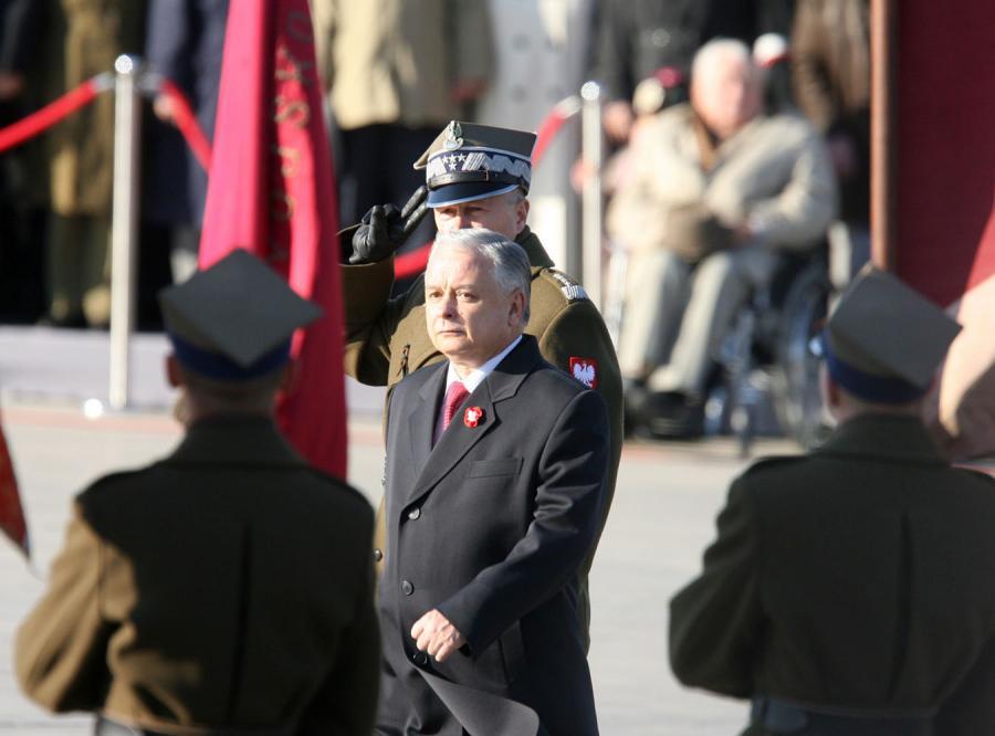 Lech Kaczyński: Nie wszystko, co złe, zginęło