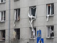 Eksplozja w centrum Warszawy. Pięć osób rannych po wybuchu gazu