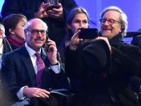 Spielberg, Gauck, szef Światowego Kongresu Żydów. Wielkie nazwiska na uroczystościach w Auschwitz. ZDJĘCIA