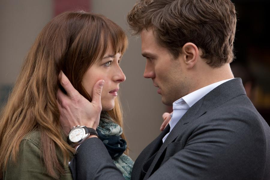 """Najgorsza ekranowa ekipa: Jamie Dornan i Dakota Johnson (""""Pięćdziesiąt twarzy Greya"""")"""