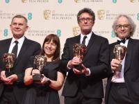 """Największe gwiazdy na gali brytyjskich Oscarów i wielki sukces """"Idy"""" [ZDJĘCIA]"""