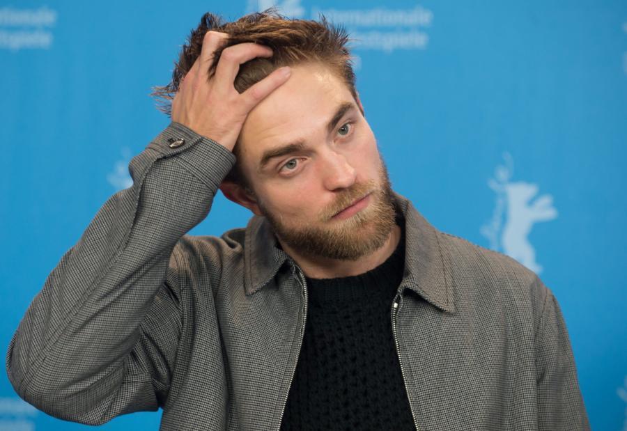 Robert Pattinson wyjęty spod prawa