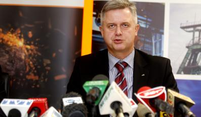 Jarosław Zagórowski, prezes JSW