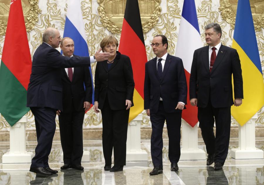 Rozmowy w Mińsku