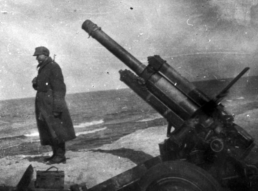 Wał Pomorski 1945