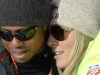 Zakochani. Miłość Tigera Woodsa i Lindsey Vonn nadal kwitnie. ZDJĘCIA