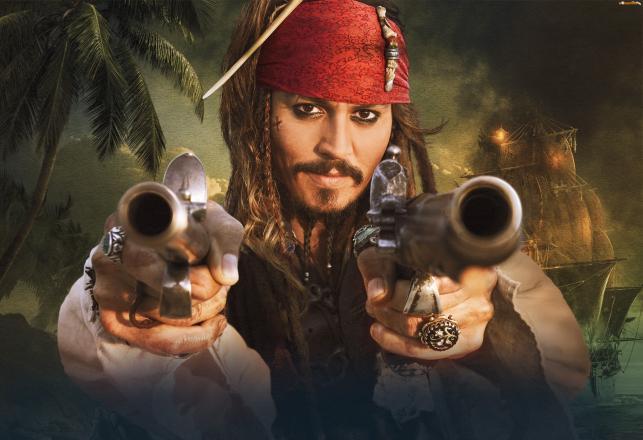 """1. """"Piraci z Karaibów: Na krańcu świata"""" –koszty produkcji: 300000000 dolarów"""
