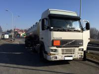 Międzynarodowy i niebezpieczny transport ujawniony w Polsce. ZDJĘCIA