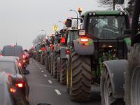 Rolnicy przyjęci w ministerstwie rolnictwa. Bez przełomu