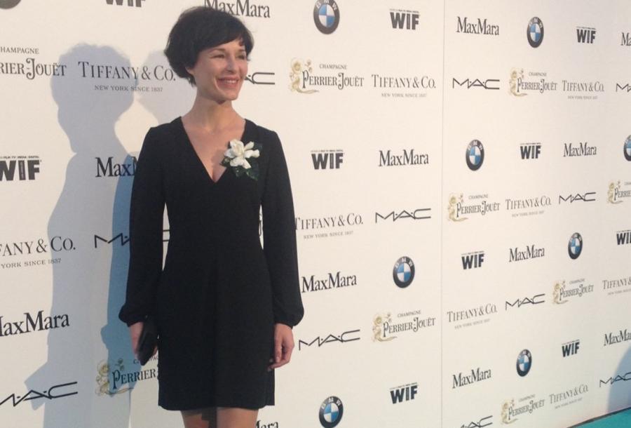 Oscarowe stroje Polaków: Aneta Kopacz w Hollywood