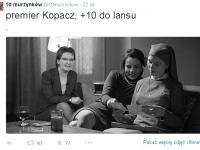 """Internauci wyśmiali premier Kopacz lansującą się na """"Idzie"""". MEMY DNIA"""