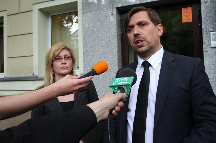 Poseł Tomasz Kaczmarek