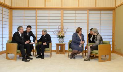 Para prezydencka w Japonii