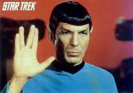 Leonard Nimoy znany był z roli Spocka w \