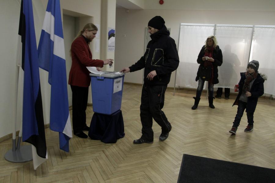 Wybory w Estonii
