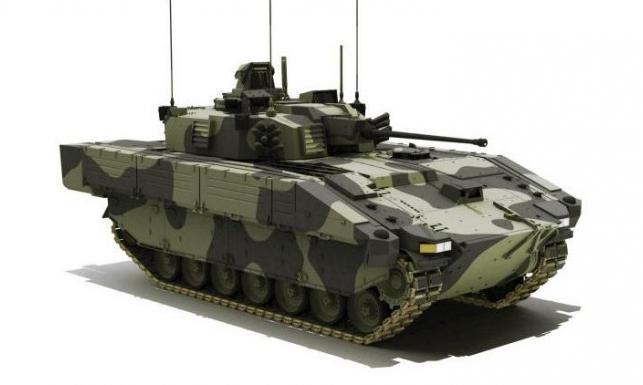 Wielka Brytania testuje wozy bojowe nowej generacji. ZDJĘCIA