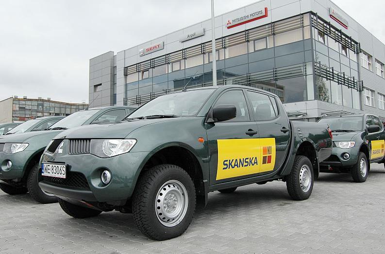 Mitsubishi zbuduje autostradę A1 w Polsce
