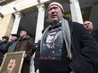 Stalin wiecznie żywy. Tak mu oddają hołd w Gruzji. ZDJĘCIA