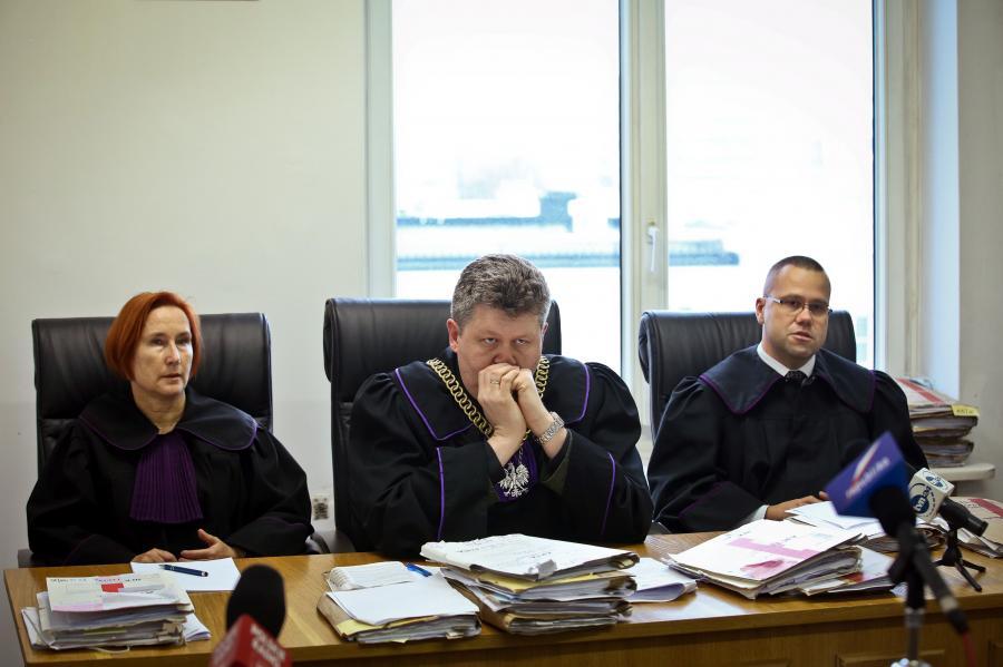 Wyrok sądu w sprawie dziennikarzy