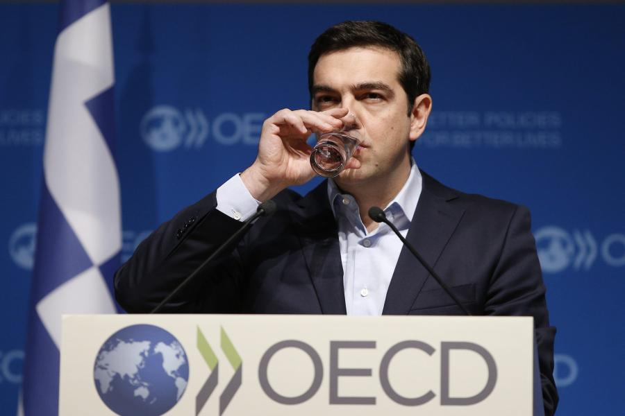 Premier Grecji, Alexis Tsipras