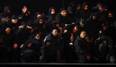 """Kanye West przedstawia """"All Day"""""""