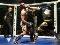 W polskim wojsku prawie jak w UFC. Nasi żołnierze biją się w klatce. ZDJĘCIA