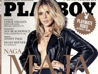 """Maja Sablewska w """"Playboyu"""". Pierwsze zdjęcia z sesji!"""