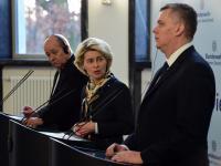 Niemiecka minister obrony: Podczas kryzysu Europa traci zbyt dużo czasu