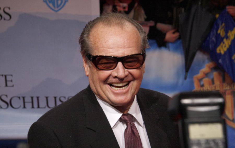 Jack Nicholson kumplem Hugh Hefnera?