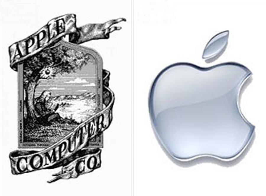 Oto jak kiedyś wyglądały loga wielkich firm