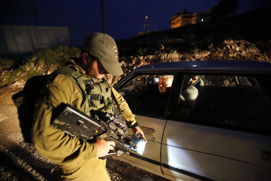 Poszukiwania izraelskiego żołnierza zaginionego w Strefie Gazy