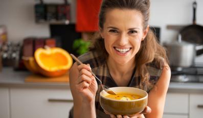 Po pierwsze: zupa dostarcza płynów
