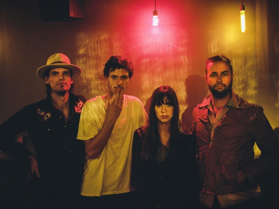 Houndmouth wracają z drugą płytą, nagraną w Nashville