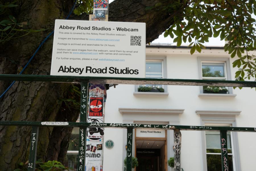 Zobacz legendarne Abbey Road Studios
