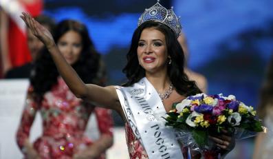 Najpiękniejsza! Sofia Nikitczuk Miss Rosji 2015