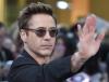 """Robert Downey Jr. na premierze filmu """"Avengers: Czas Ultrona"""" w Londynie"""