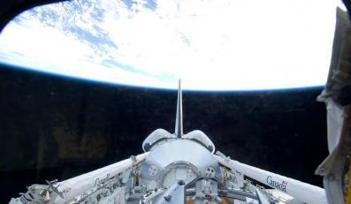 NASA zaczęła remont stacji orbitalnej