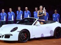 Kerber wygrała w Stuttgarcie piękne auto. ZDJĘCIA