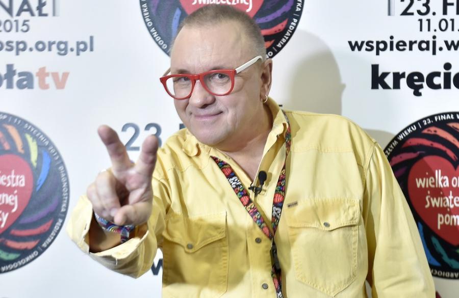 Jerzy Owsiak nagrodzony w plebiscycie International Music Industry Awards