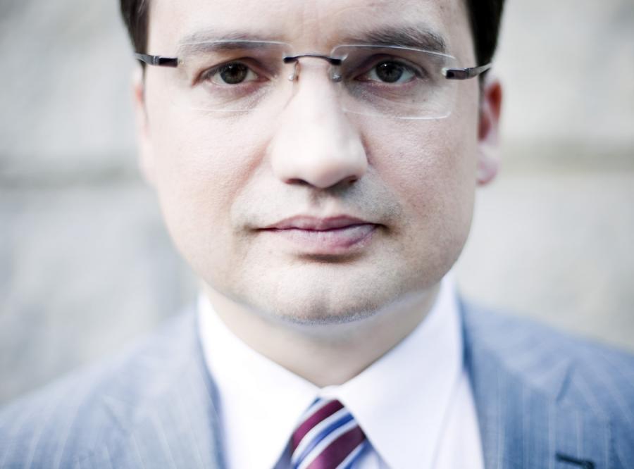 Zbigniew Ziobro broni ministra... Czumy