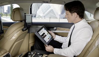 Oto pierwsze auto z internetem w kabinie