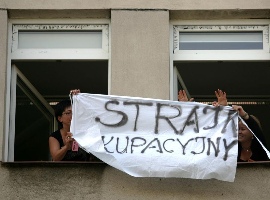 Koniec strajku radomskich pielęgniarek