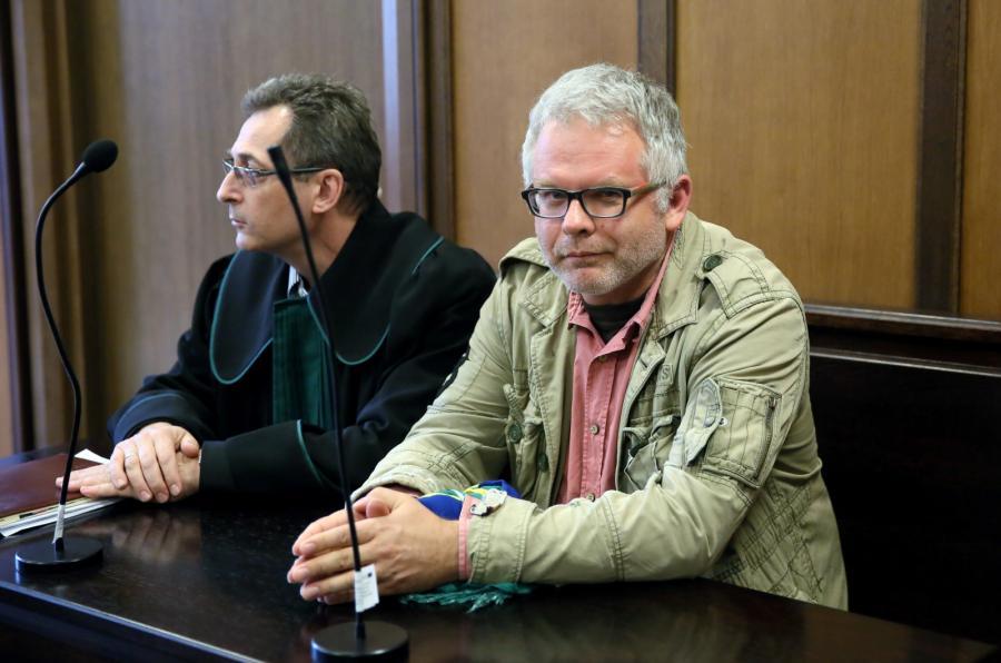 Artur Domosławski, autor książki \