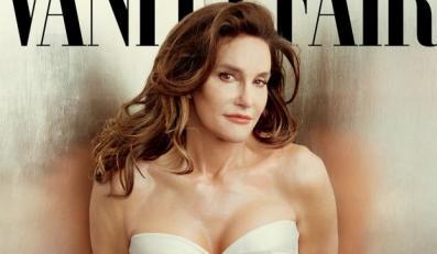 Caitlyn Jenner na okładce Vanity Fair