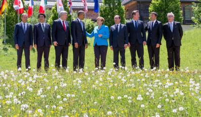 Donald Tusk na szczycie G7