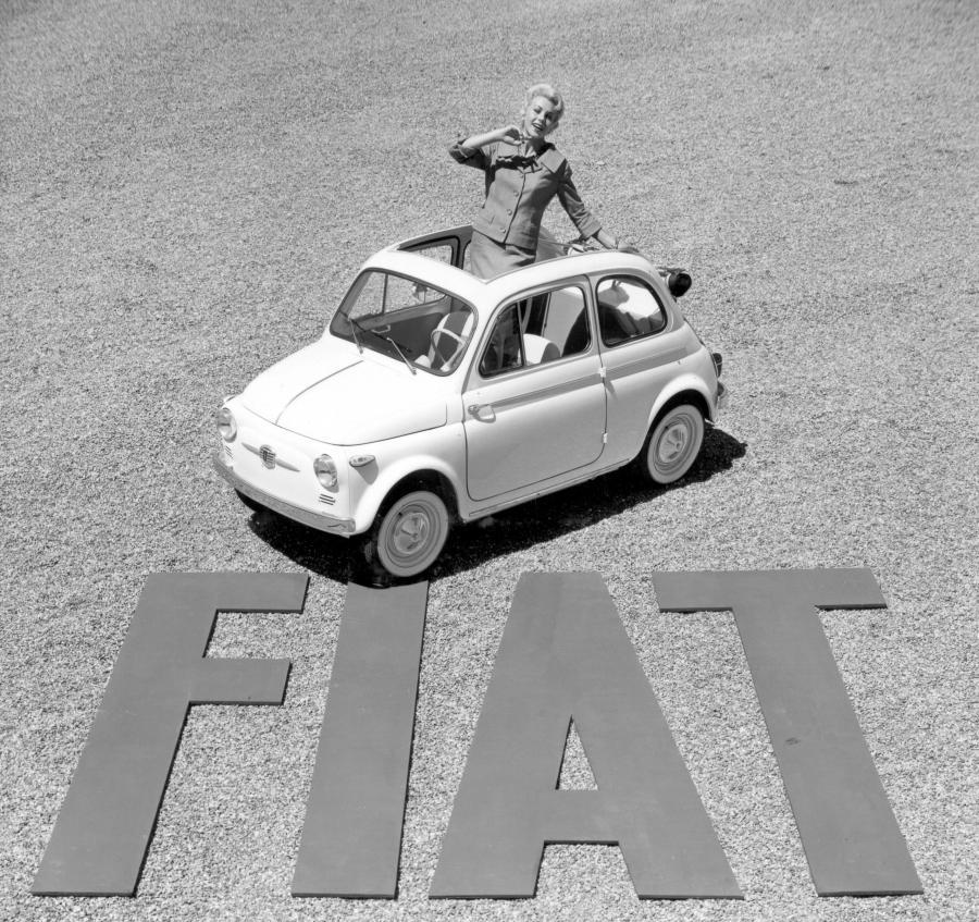Fiat 500 z 1957 roku