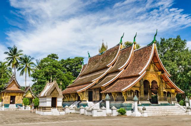Co zobaczyć w Laosie? - Luang Prabang