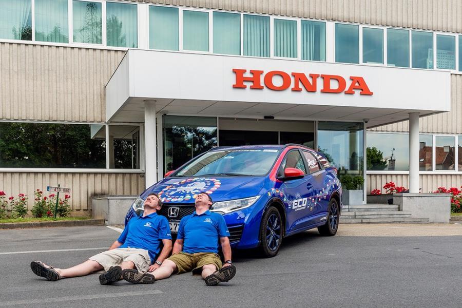 Honda Civic Tourer 1.6 i-DTEC