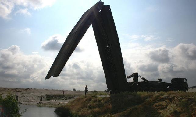 Daglezja-G dla Leopardów. Wojsko kupuje mosty szturmowe
