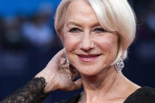 Helen Mirren świętuje 70-te urodziny i ciągle zachwyca